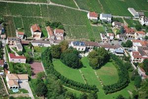 La maison Pithois et son parc