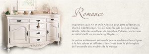 白いフランス家具・在庫セール