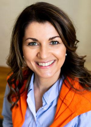 Andrea Hartinger - Inhaberin der Lifebalance Coach Academy, Master Coach & Lehrtrainerin