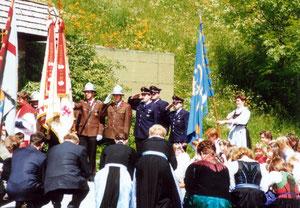 Fronleichnam in Tessenberg