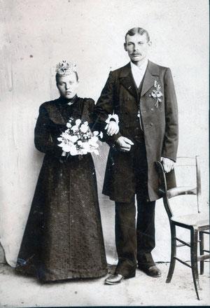 Sickinger Brautpaar