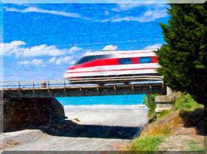 Calabria - Ponte ferroviario