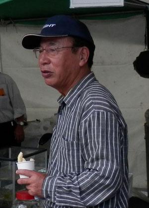理事 平田 勝