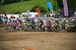Start MX2; MX Masters Austria
