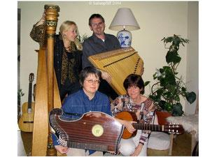 Irmgard, Angela, Wolfgang, Monika