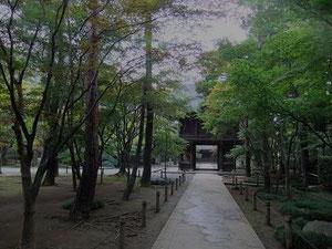 野火止 平林寺/ Heirin-ji Temple, Saitama
