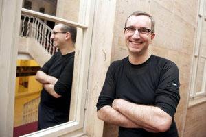 Andreas Klußmann ist mit Spaß und Freude Statist.-Foto:J.W.