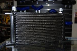 19 Row Oil Cooler - High Flow Performance
