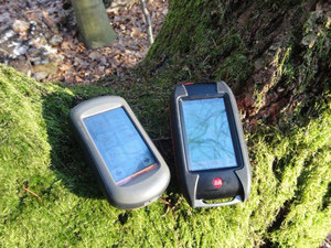 Garmin etrex H Geocaching