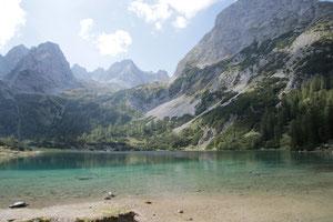 """""""Die Naturjuwele West-Österreichs"""" - Seebensee"""
