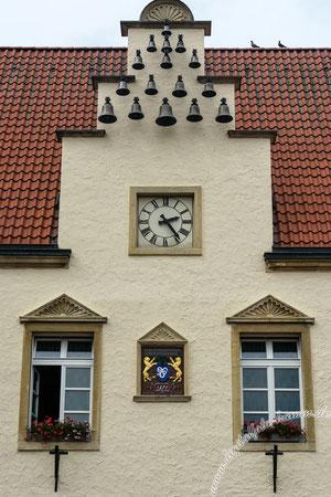Haltern am See, Haltern, Rathaus, Bild, Foto, Fotografie