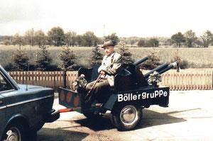 Bernhard Passmann sen. (verstorben), war ein Urgestein der Böllergruppe