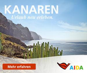 AIDA Kreuzfahrt Angebot 1