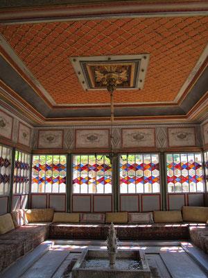 Летняя беседка. Ханский дворец