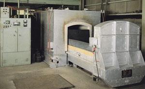 電気炉60KW