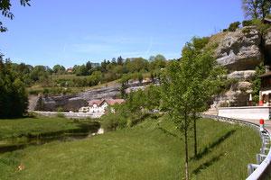 Canyon du Doubs