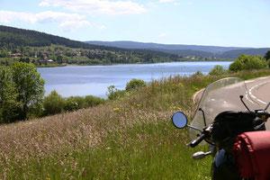 Lac de St. Point