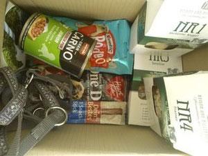 Geschenkpaket von Hundeliebe.net