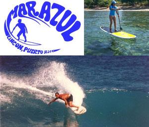 Rincon, Puerto Rico, surboard rentals