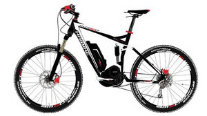 Haibike eq Xduro Sonderedition