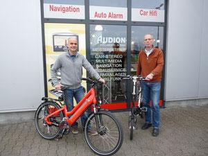 e-Bike Probefahrt Hamm