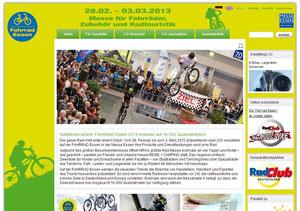 Fahrrad Messe Essen