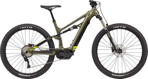 Cannondale Moterra e-Mountainbikes 2018