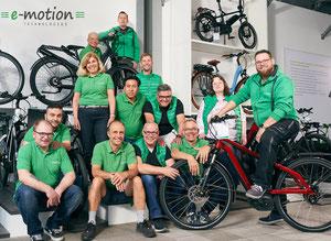 Unsere e-Bike Experten in Düsseldorf