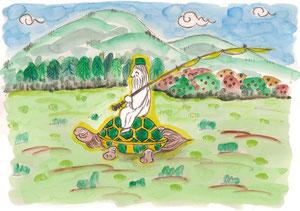 ひげ神の旅
