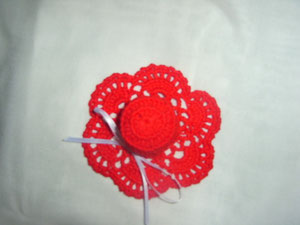 Sombrero de crochet
