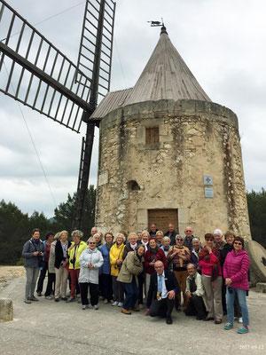 Voyage en Provence le 12 mai 2017