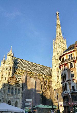 Cathédrale de Vienne 13/09/2015