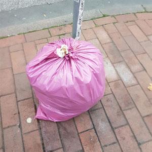 Wlodarek - Sorgen im rosa Müllbeutel