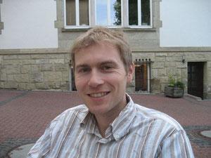 Björn Stockleben vom CVJM Bissendorf aus dem Norden Deutschlands