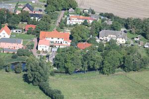 Der Gutshof in Middelhagen