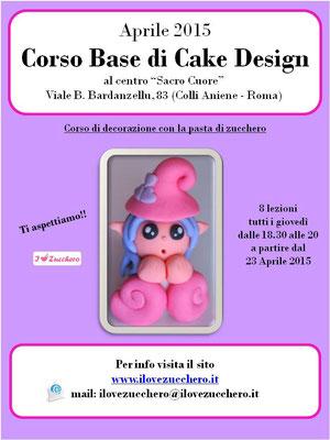Corsi Cake Design Roma Sud : corsi cake design roma - Ilovezucchero sito dedicato alla ...