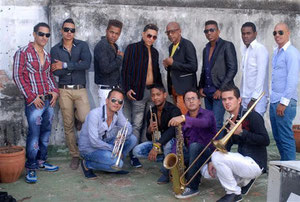 Concert Azucar Negra Mars 2014