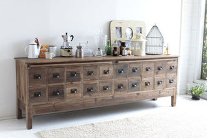 Knot antiques GRAM SIDE CHEST