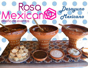 Desayuno mexicano