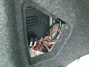 Yaesu FTM-10E nel bagagliaio