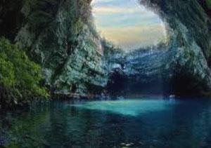 Mellisani Höhlensee