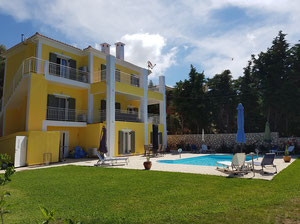 Villa Thermantis, Spartia Kefalonia