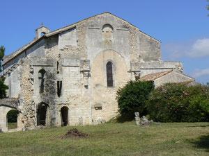 Vue de la croisée du transept
