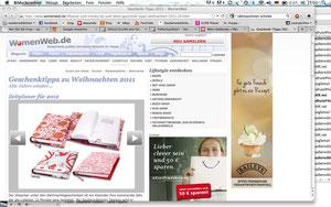 www.womanweb.de / www.frauen.de