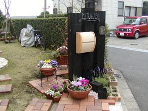 ガーデニングや庭作り,造園工事を横浜や神奈川県内で探すなら大和の樹楽屋へウッドデッキやレンガ工事も樹楽屋へ