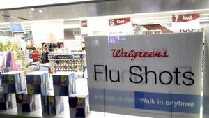 インフルエンザのことを縮めてフルと言います。撮影:柏木