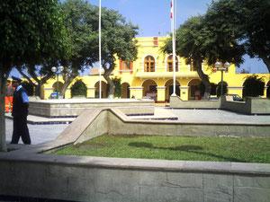 Municipalidad de San Vicente de Cañete