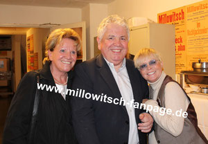 Katarina Millowitsch , Peter Millowitsch , Barbie Steinhaus-Millowitsch