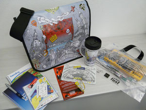 Student Welcome Package 2013