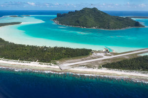 Maupiti and it´s airport